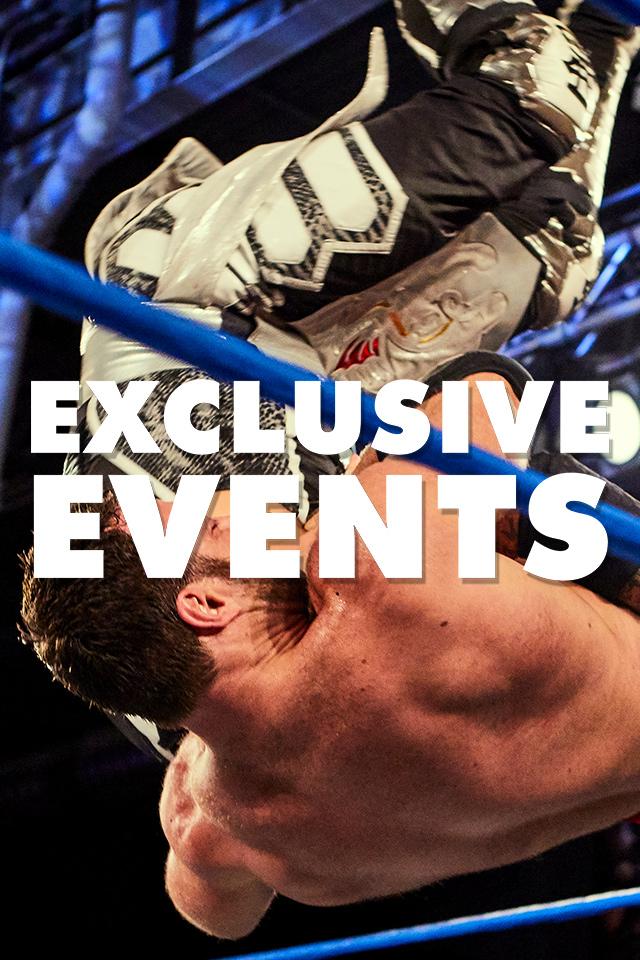 Exclusive Events
