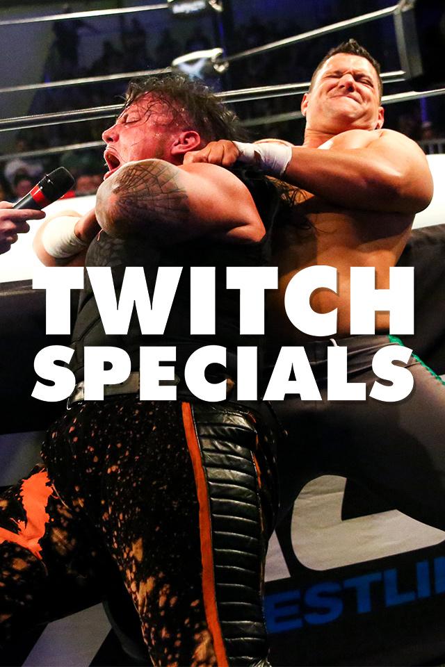 Twitch Specials