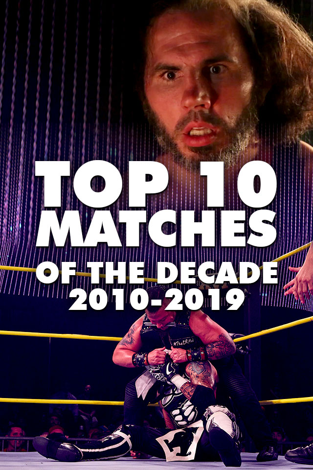 Top 10 Matches of the Decade